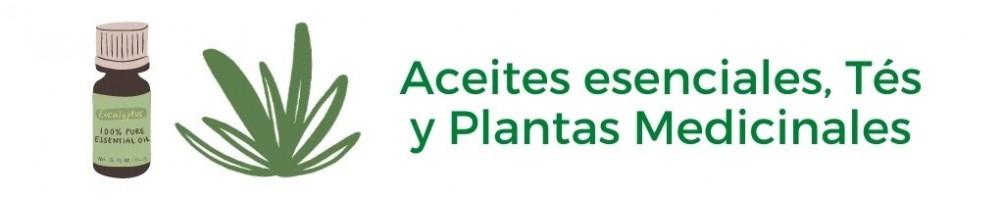 ACEITES ESENCIALES  TES Y PLANTAS MEDICINALES