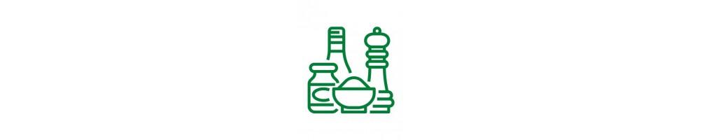 comprar alimentación setas y algas deshidratadas